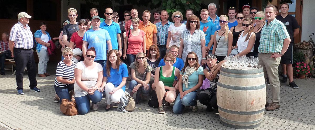 Ausflug Merdingen 2013