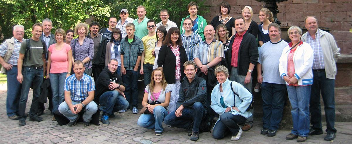 Ausflug Heidelberg 2012